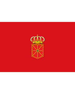 Flag: Navarre
