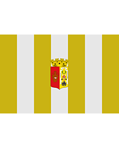 Flag: Bailen, Jaen, Spain