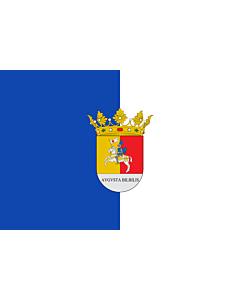 Flag: Calatayud Spain