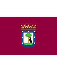 Flag: Madrid
