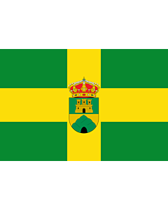 Flag: Oria   Municipio de Oria en la Provincia de Almería  España