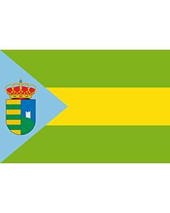 Flag: Pruna, Seville, Spain
