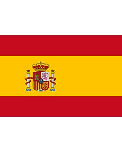 Flag: Spain