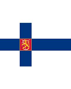 Flag: Finland