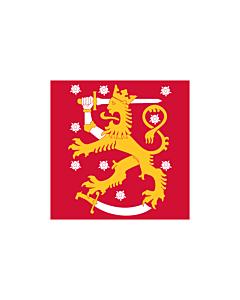 Flag: Naval Jack of Finland