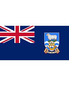 Flag: Falkland Islands (Malvinas)