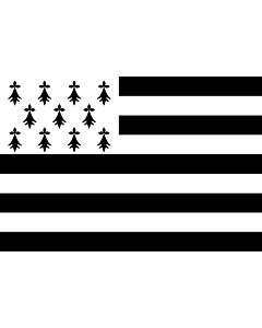 Flag: Brittany