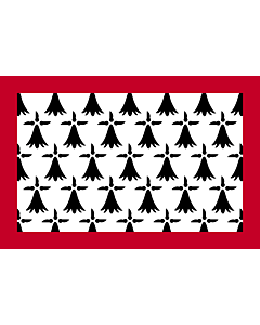 Flag: Limousin