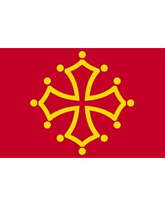 Flag: Midi-Pyrénées