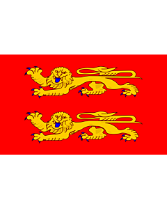 Flag: Lower Normandy