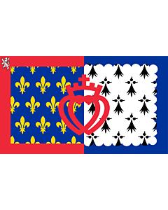 Flag: Pays de la Loire