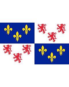 Flag: Picardy