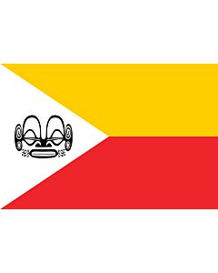 Flag: Marquesas Islands, part of French Polynesia