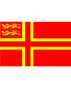 Flag: Normandy,  of Falaise