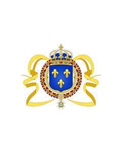 Flag: Pavillon LouisXIV