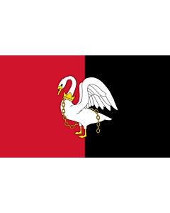 Flag: Buckinghamshire