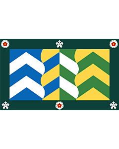 Flag: Cumbria
