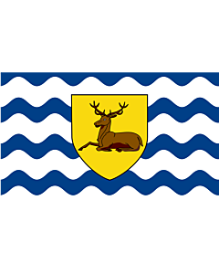 Flag: Hertfordshire