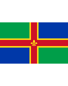 Flag: Lincolnshire