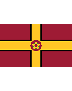 Flag: Northamptonshire