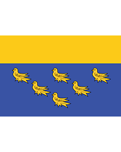 Flag: West Sussex