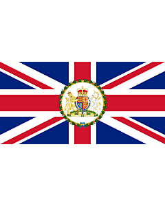 Flag: British Ambassador Ensign