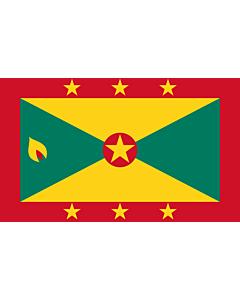 Flag: Grenada