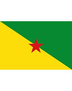 Flag: French Guiana
