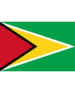 Flag: Guyana