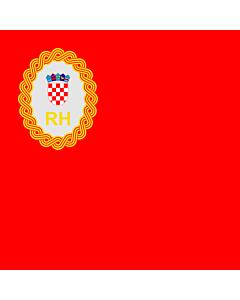 Flag: Speaker of the Croatian Parliament