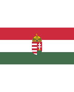 Flag: Hungary