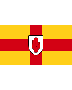 Flag: Ulster