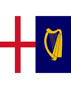 Flag: Commonwealth-Flag-1649 | Commonwealth flag of 1649, as per FOTW United Kingdom Flags of the Interregnum
