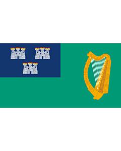 Flag: IRL Dublin | Dublin City, Ireland