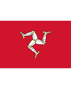 Flag: Isle of Man