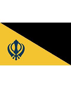 Flag: Punjab