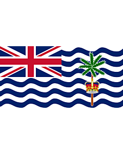 Flag: British Indian Ocean Territory