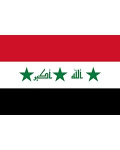 Flag: Iraq 2004-2008