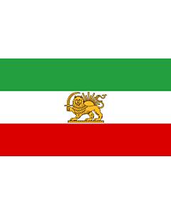 Flag: State Iran 1964