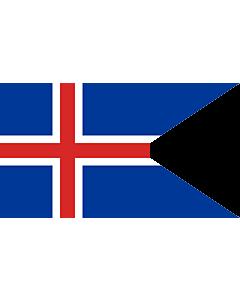 Flag: Iceland