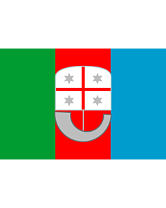 Flag: Liguria