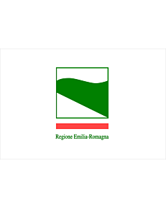 Flag: Emilia–Romagna