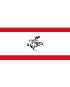 Flag: Tuscany