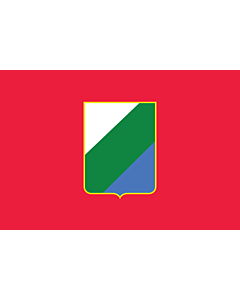Flag: Abruzzo