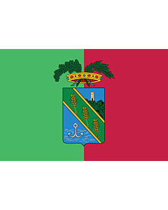 Flag: Province of Latina