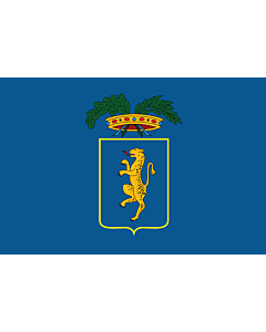Flag: Province of Lucca