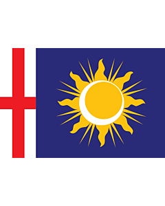 Flag: Province of Milan