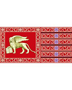 Flag: Province of Venice