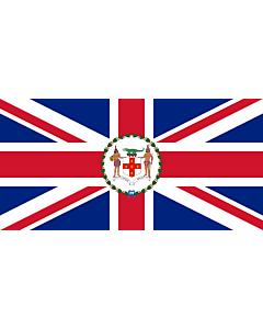 Flag: Governor of Jamaica between 1906 - April 8, 1957
