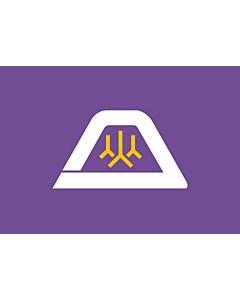 Flag: Yamanashi Prefecture